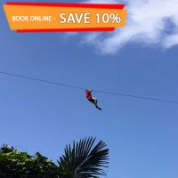 Zipline Canopy Tour  Ticket Purchase | Cable Jungle ...