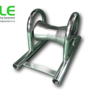 straight line cable roller