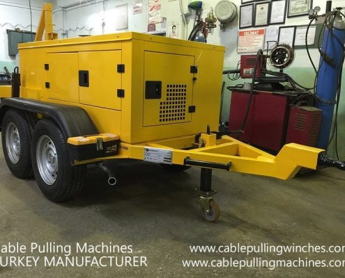 Cable Pulling Winches cable pulling machines Cable Pulling Machines and Cable Drum Trailers Manufacturer! Cable Pulling Machines 106 1