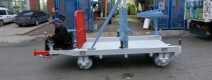 cable laying machines with rail system Cable Laying Machines With Rail System Cable Drum Trailers for Rail System 05 845x321 1