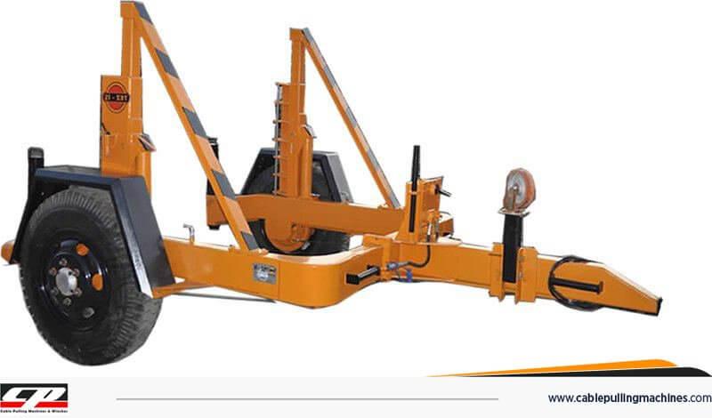 Hydraulic Drum Trailers Turkey hydraulic cable drum trailer Hydraulic Cable Drum Trailer 10TON Hydraulic Drum Trailers Turkey 1