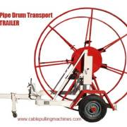 Pipe Drum Transport Trailers pipe rollers Facts that you need to consider while using pipe rollers Pipe Drum Transport Trailers