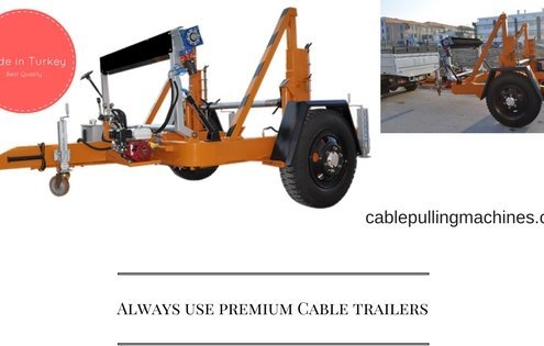 Cable Drum Trailers cable pulling machines Cable Pulling Machines – An Useful Equipment For You Cable Trailer cable pulling machines Cable Pulling Machines and Cable Drum Trailers Manufacturer! Cable Trailer