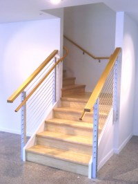 Aluminum Cable Railing Systems | Cable Railing Direct