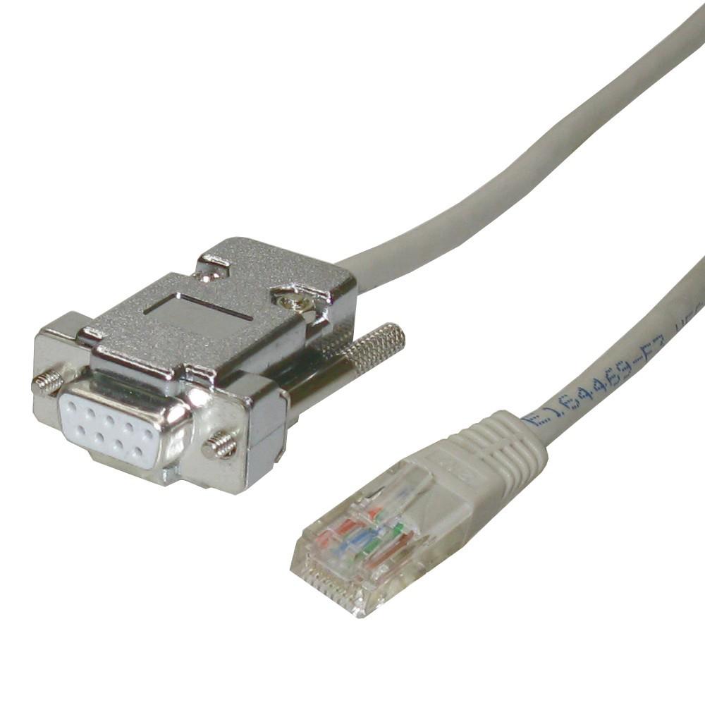 medium resolution of alcatel 7750 console cable db9 female to male rj45 jpg