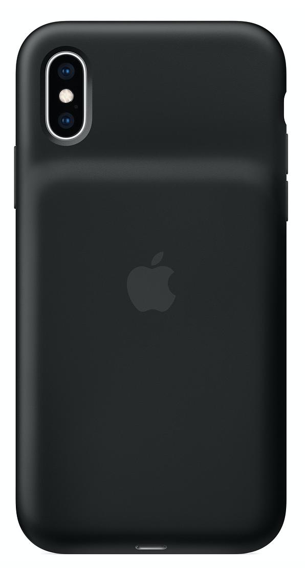 Apple iPhone XS Smart Battery Case Black MRXK2ZMA