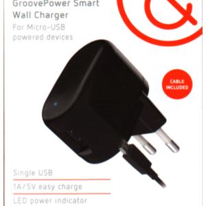 Cygnett-GroovePower-Smart-1A-USB-Wall-Charger-EU-2PIN