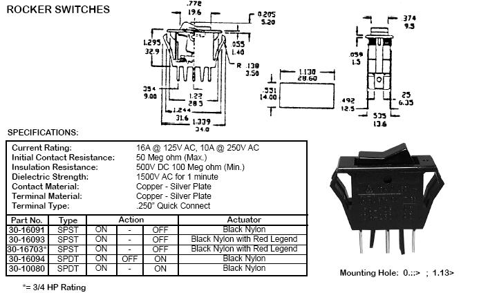 carling technologies rocker switch wiring diagram blue sea systems contura | get free image about