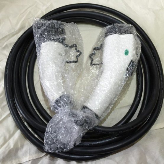 Type1-Type2 Cable from above