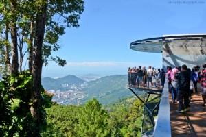 07 SGE_5746 Top of Penang Hill (Bukit Bendera) - Fantastic Scenery of the City & Peninsular Malaysia via its Viewing Decks