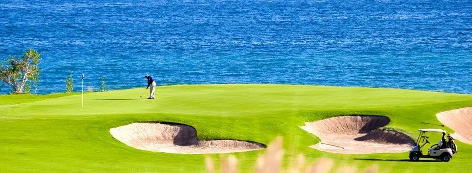 Puerto Los Cabos Golf Cours in San Jose del Cabo