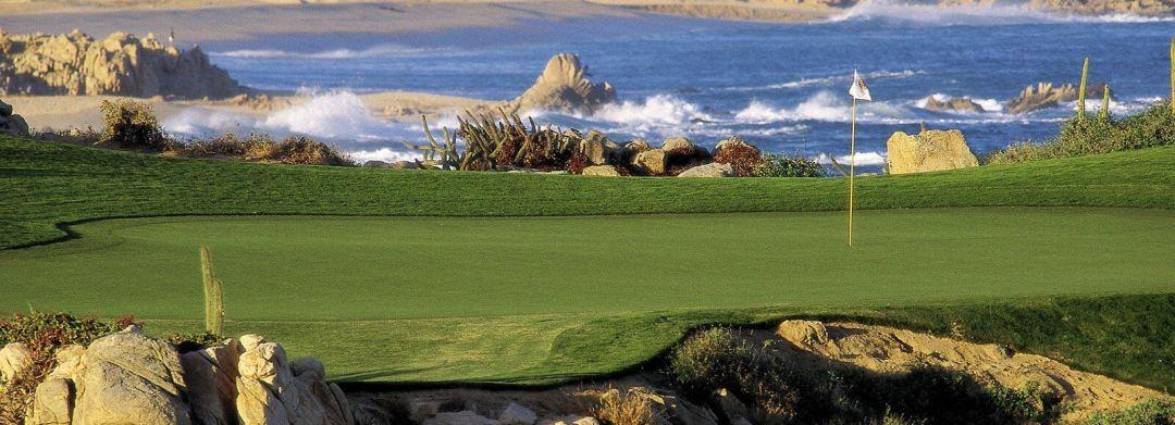 Cabo del Sol Ocean Jack Nicklaus design in Los Cabos