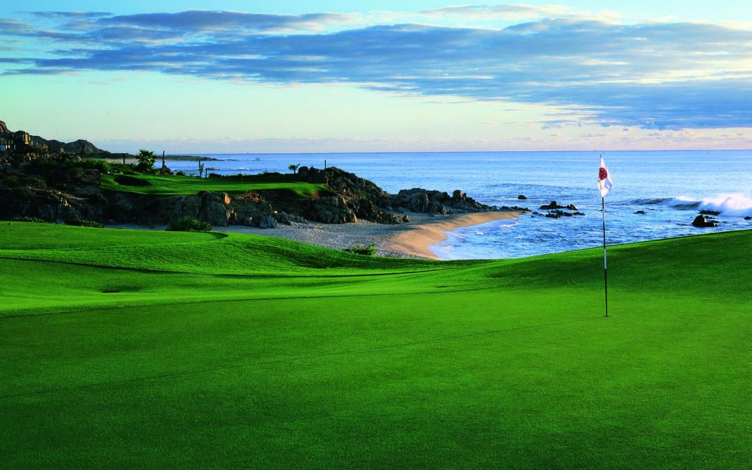 Escape the Snow and Play Golf in Cabo!