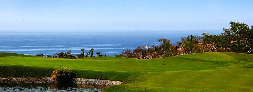 Cabo Real Golf Hole 18