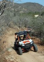 Cactus ATV Tours Polaris RZR RAZR Razor ATV Beach and desert Tour Cabo San Lucas