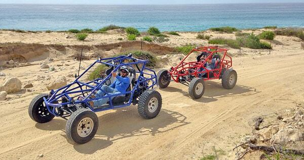best cabo buggy tour in cabo near the water with cabo dune buggies.