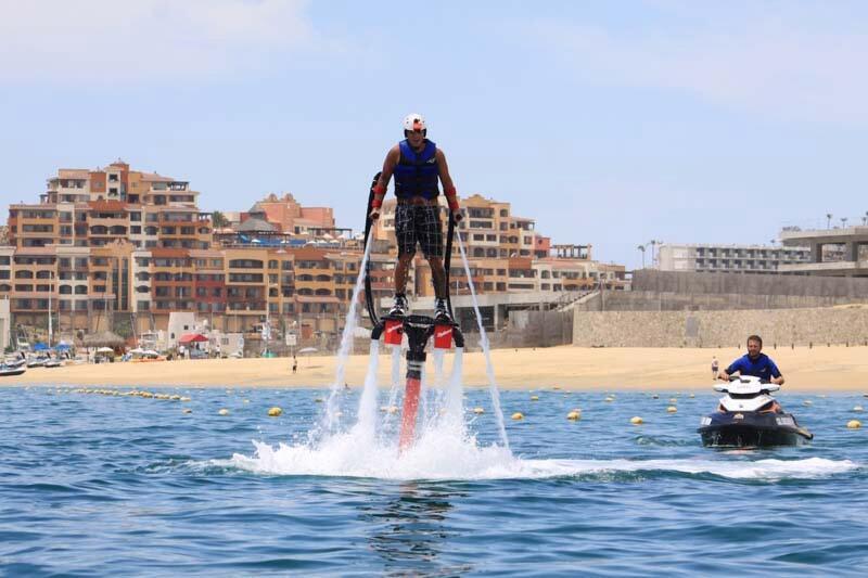 cabo flyboard in cabo san lucas mexico medano beach or puerto los cabos in san jose del cabo flyboard los cabos