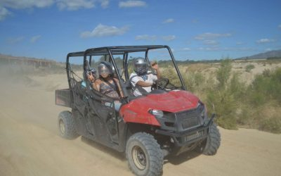 cactus atv tours para familias ranger tour, playa migriño
