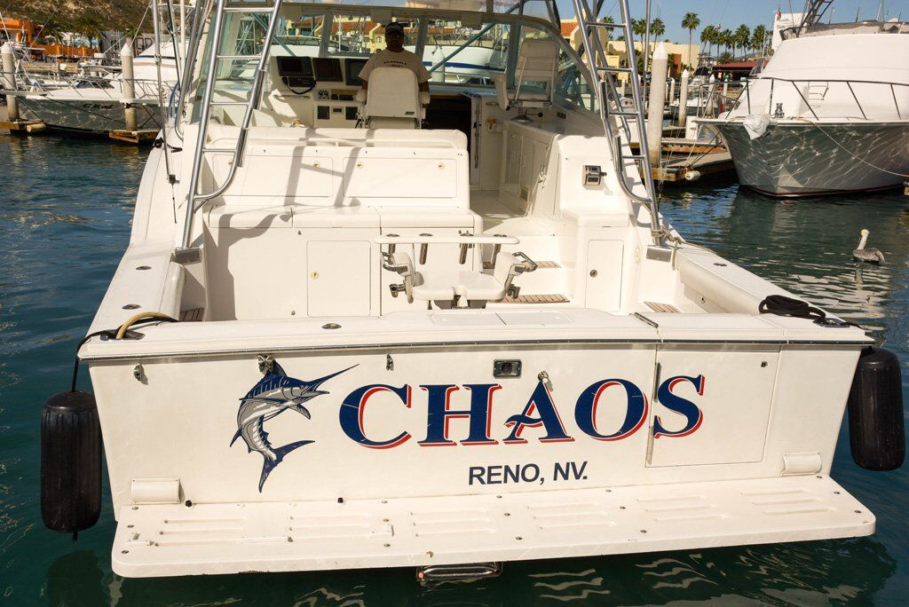 Fishing Deck 45ft cabo sport fishing charter chaos sportfishing cabo st lucas