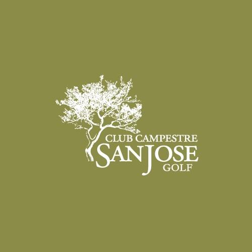 club campestre san jose logo part of the questro golf 3 round pass