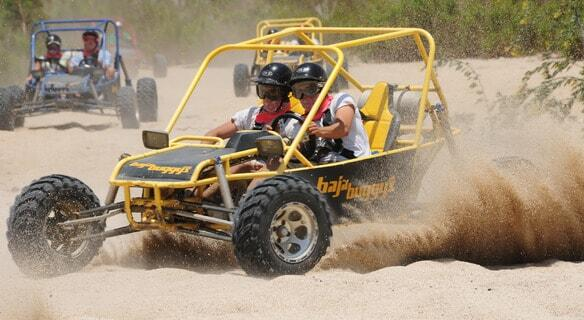 The best Dune Buggy off road experience in Los Cabos