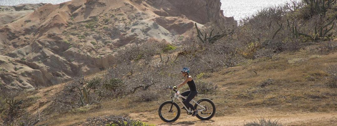 cabo adventures electric bike beach adventure desert ride