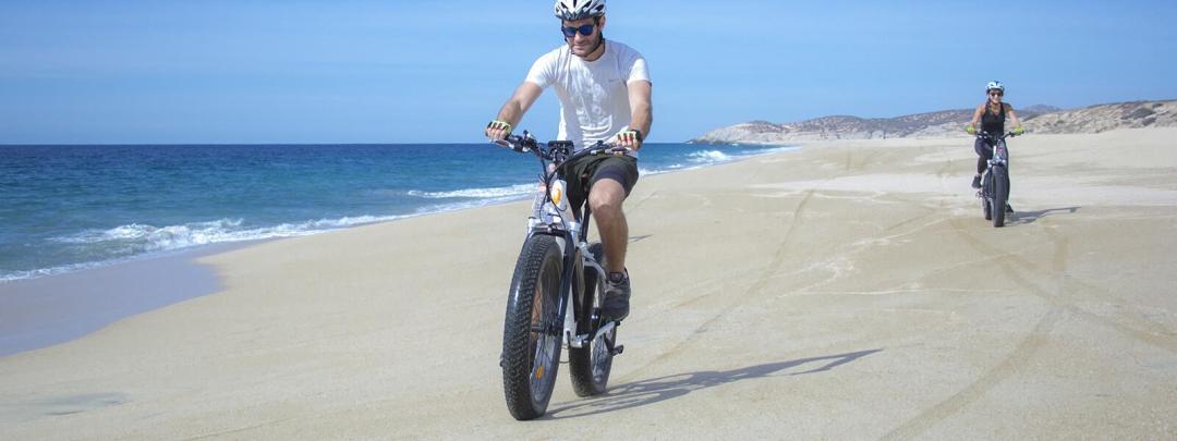 cabo san lucas best electric bike beach ride