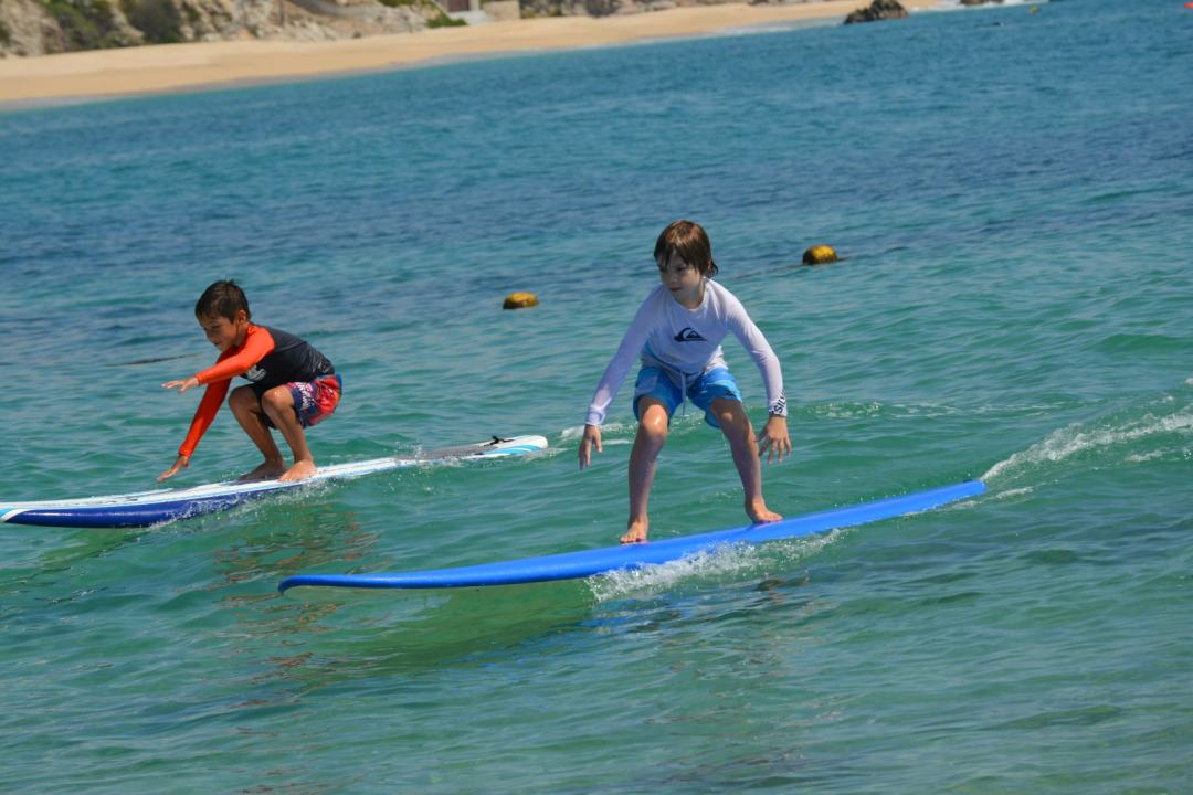 surf classes in los cabos kids surf school