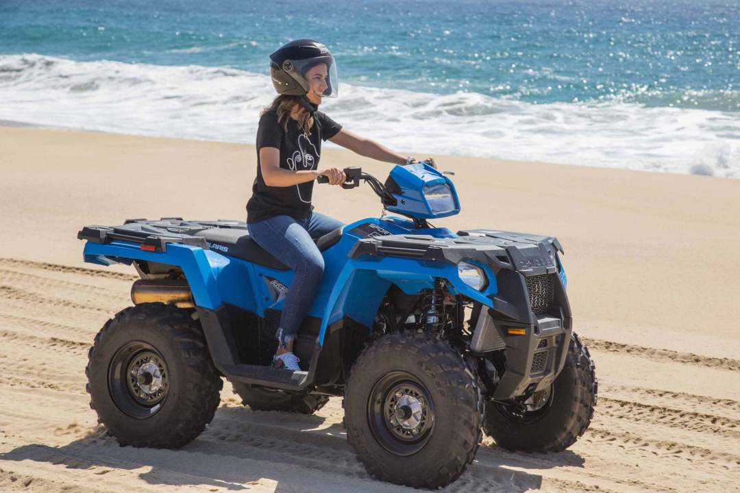 Automatic ATV Tours in Los Cabos