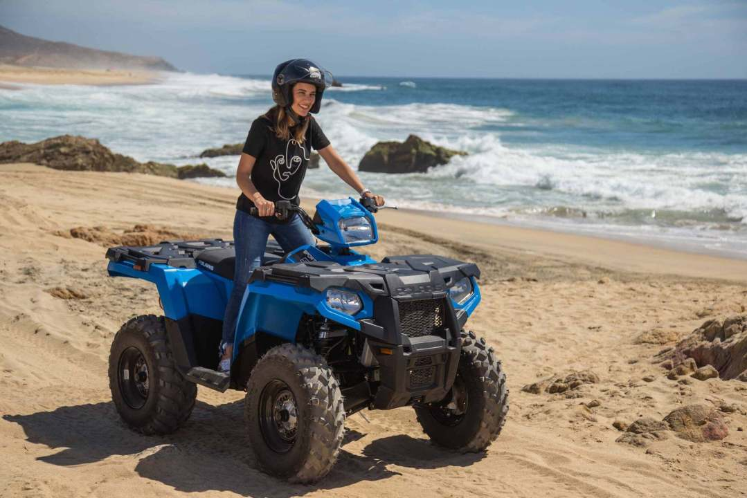 Automatic ATV Tours beach