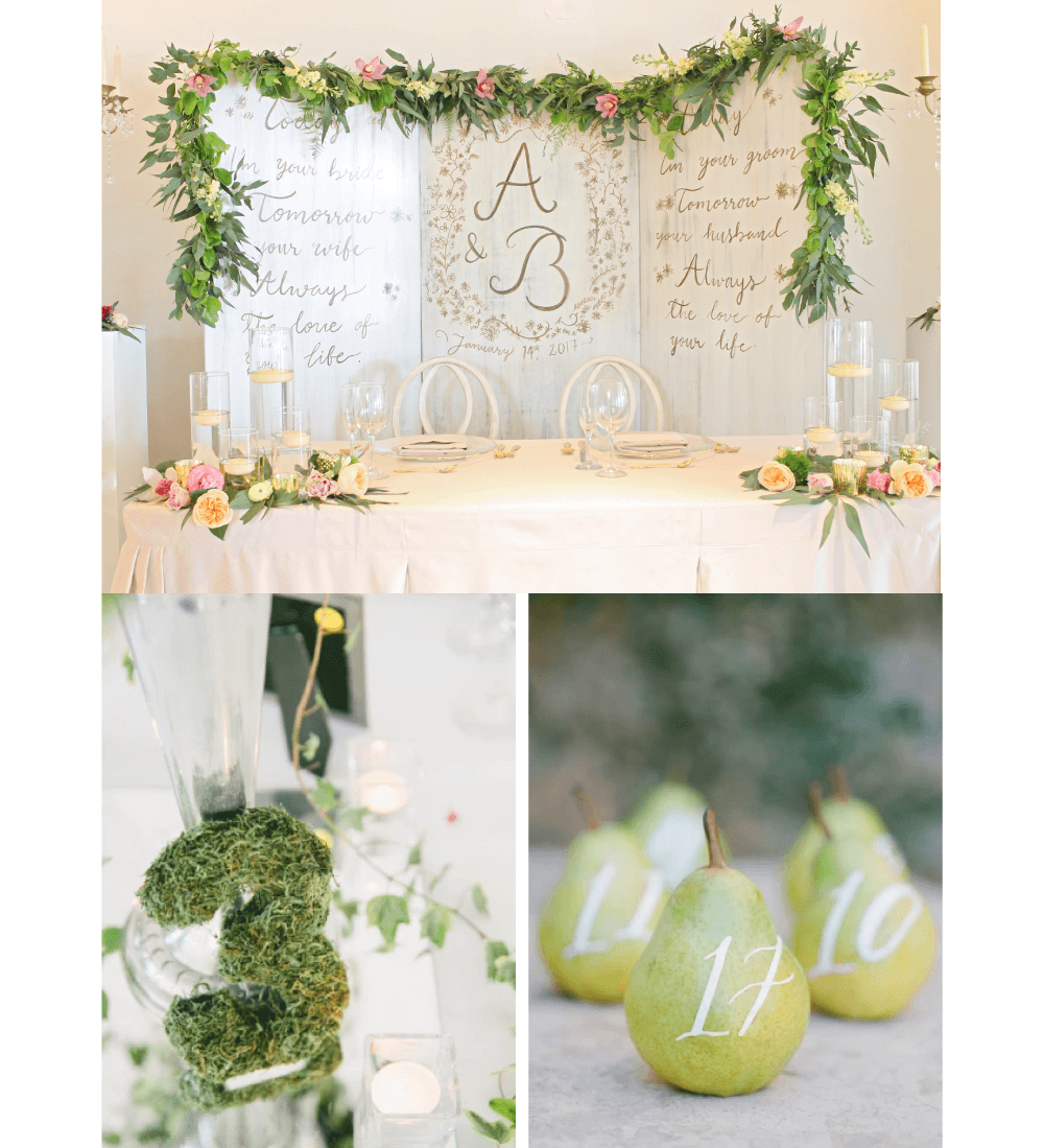 1000 greenery ideas for your destination wedding in los cabos the design team at cabo linens things and more proudly embraces the natural beauty of the los cabos region with every wedding dcor design we create junglespirit Gallery