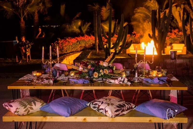 Event Design in Cabo San Lucas