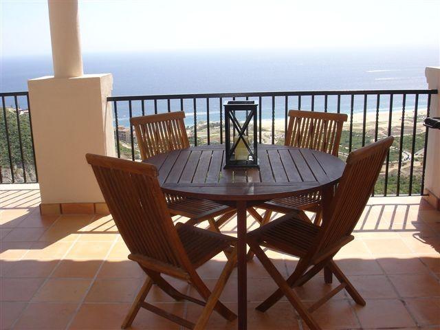 breakfast views at Pueblo Bonito Montecristo Estates offers spectacular ocean views of the pacific ocean in cabo san lucas, overlooking quivira golf club