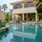 casa gran fiesta in Pedregal Los Cabos pool