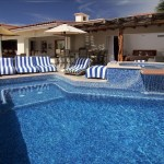 villa del toro rojo pedregal cabo san lucas luxury villa rentals in los cabos pool