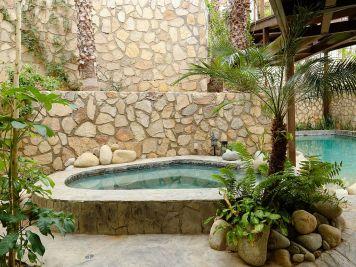 casa gran fiesta in Pedregal Los Cabos pool area