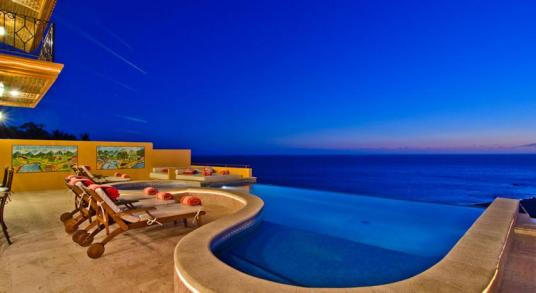 Casa Mega point is one of los cabos most sought after luxury vacation villas for bachelor parties especially pool parties