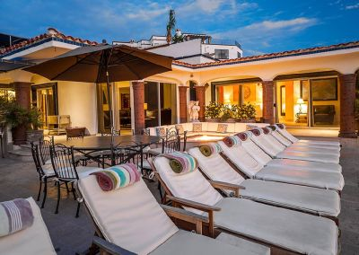 casa theodore in Pedregal los cabos luxury vacation villas cabo san lucas sun deck