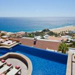 Casa Mega point is one of los cabos most sought after luxury vacation villas for bachelor parties pool view
