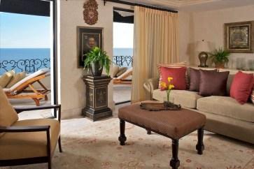 villa la roca pedregal cabo san lucas luxury villa rentals in los cabos sitting room