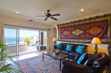 casa theodore in Pedregal los cabos luxury vacation villas cabo san lucas interior