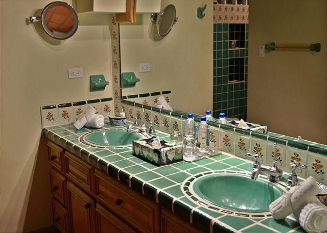 Bathroom in Casa Stamm in Cabo del Sol, Cabo San Lucas Luxury Villa Rentals