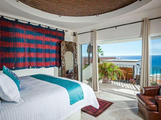 casa theodore in Pedregal los cabos luxury vacation villas cabo san lucas suite