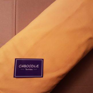 Yellow, Cotton Lycra Jersey Knit Fabric