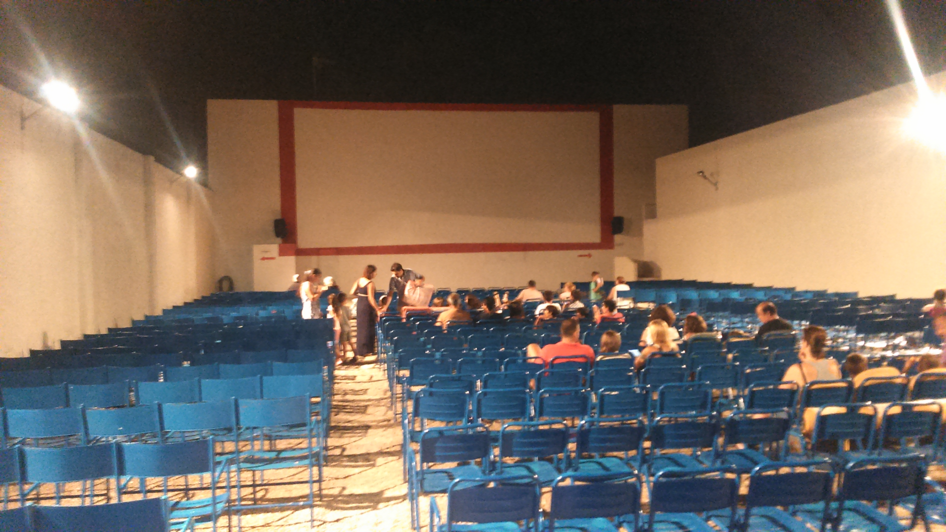 Cine de verano en Cabo Roig  caboroigblog