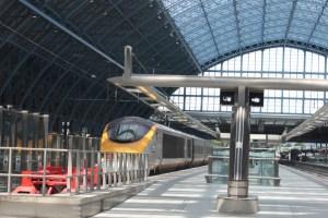 Eurostar in London