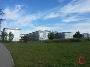Mit 700 Millionen Franken das wohl teuerste Einzelgebäude der Schweiz: HIL auf dem ETH-Campus Hönggerberg