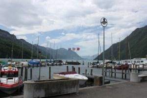 Kam in Stärke 6 zu filmischen Ehren: Der Föhnhafen Brunnen