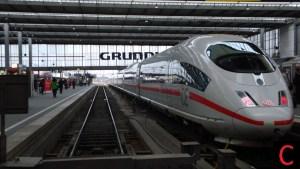 Erhält Konkurrenz auf der Strecke Zürich–München: Die Bahn (Symbolbild: ICE 3 im Münchner Hauptbahnhof)