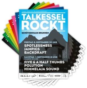 Findet zum siebten Mal statt: Talkessel rockt